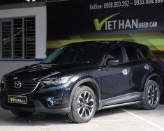Cần bán xe Mazda CX 5 2.0AT đời 2016, màu đen giá cạnh tranh giá 796 triệu tại Tp.HCM