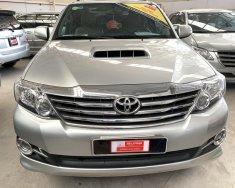 Bán xe Toyota Fortuner G 2016, màu bạc, máy dầu, liên hệ giá tốt giá 950 triệu tại Tp.HCM