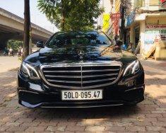 Bán Mercedes E200 2017, màu đen nội thất đen đẹp như mới giá 1 tỷ 890 tr tại Hà Nội