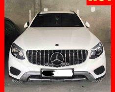 Bán xe Mercedes GLC250 trắng 2017 chính hãng. Trả trước 800 triệu nhận xe ngay giá 1 tỷ 830 tr tại Tp.HCM