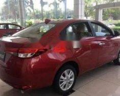 Cần bán Toyota Vios sản xuất năm 2018, màu đỏ, model 2019 giá 606 triệu tại Hà Nội