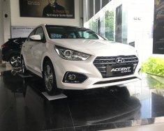 Bán Hyundai Accent 1.4 AT full option, màu trắng giao ngay toàn quốc giá 560 triệu tại Tp.HCM