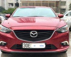 Bán mazda 6 sản xuất 2015 màu đỏ giá 755 triệu tại Hà Nội