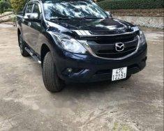 Cần bán gấp Mazda BT 50 sản xuất 2016, màu xanh lam   giá 515 triệu tại Đắk Lắk