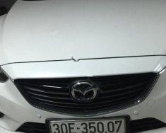 Bán xe Mazda 6 2016, màu trắng, chính chủ, 730 triệu giá 730 triệu tại Hà Nội