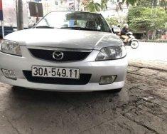 Bán Mazda 323 GLX năm sản xuất 2003, màu bạc, xe nhập giá 158 triệu tại Thái Nguyên