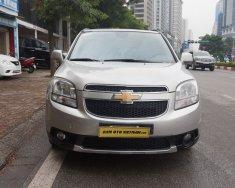 Cần bán Chevrolet Orlando LTZ đời 2012, màu bạc, 375 triệu giá 375 triệu tại Hà Nội