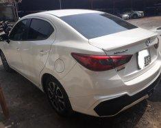 Bán Mazda 2 2016, màu trắng, biển TP, giá thương lượng, hỗ trợ góp giá 496 triệu tại Tp.HCM
