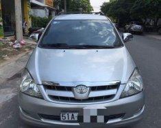 Bán ô tô Toyota Innova MT năm sản xuất 2008, màu bạc giá 259 triệu tại Tp.HCM