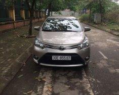 Cần bán Toyota Vios sản xuất năm 2017 số sàn, 515tr giá 515 triệu tại Hà Nội