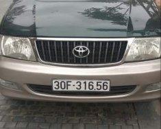 Bán ô tô Toyota Zace GL đời 2004, xe chính chủ mua từ mới giá 253 triệu tại Hà Nội