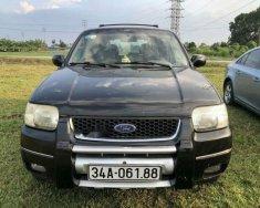 Chính chủ bán xe Ford Escape đời 2003, màu đen giá 145 triệu tại Hải Dương