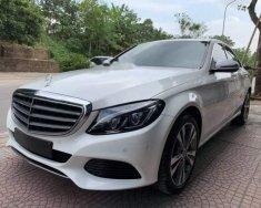 Cần bán xe Mercedes C250 đời 2018, màu trắng giá 1 tỷ 630 tr tại Hà Nội