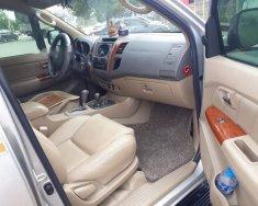 Bán Toyota Fortuner 2.7V năm sản xuất 2010, màu bạc   giá 545 triệu tại Hưng Yên