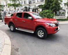 Bán Triton 2018, số sàn, máy dầu, màu đỏ, xe còn đẹp giá 517 triệu tại Tp.HCM