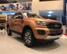 Bán Ford Ranger Wildtrak 2.0L 4x4 AT 2018 nhập khẩu Thái Lan nguyên chiếc, LH ngay 0978 018 806 giá 918 triệu tại Hà Nội