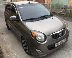 Bán ô tô Kia Morning SLX 1.0 AT 2010, màu xám, nhập khẩu, số tự động giá 282 triệu tại Hà Nội