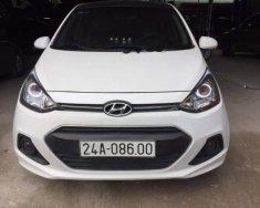 Bán xe Hyundai Grand i10 MT năm 2017, màu trắng, nhập khẩu  giá 380 triệu tại Hà Nội