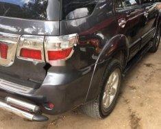 Bán Toyota Fortuner MT sản xuất năm 2009, màu xám, xe đẹp giá 600 triệu tại Đồng Nai