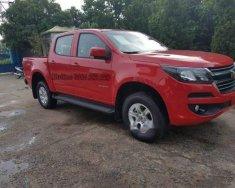 Bán Chevrolet Colorado 4x2 AT năm sản xuất 2018, màu đỏ, giao ngay giá 651 triệu tại Hà Nội
