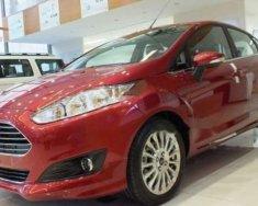 Bán xe Ford Fiesta năm sản xuất 2018, màu đỏ  giá 570 triệu tại Hà Nội