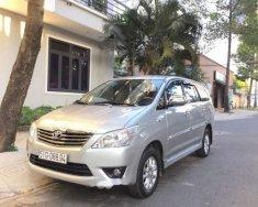 Bán xe Toyota Innova G đời 2012, màu bạc, chính chủ, giá chỉ 455 triệu giá 455 triệu tại Tp.HCM