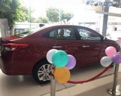 Bán xe Toyota Vios E MT đời 2018, màu đỏ giá 516 triệu tại Tp.HCM