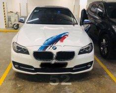 Bán BMW 520i đời 2016, màu trắng, nhập khẩu giá 1 tỷ 668 tr tại Tp.HCM