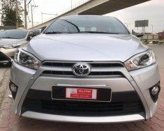 Cần bán xe Toyota Yaris G 1.5 CVT đời 2016, màu bạc, nhập khẩu, giá thương lượng giá 650 triệu tại Tp.HCM