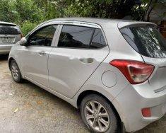 Bán ô tô Hyundai Grand i10 đời 2014, màu bạc, xe nhập giá Giá thỏa thuận tại Thanh Hóa