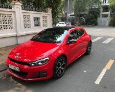 Bán Volkswagen Scirocco 2.0 GTS, màu đỏ, đăng ký 2018, chính chủ giá 1 tỷ 380 tr tại Tp.HCM