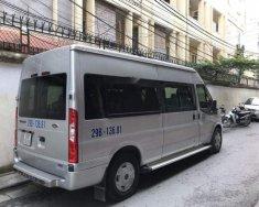 Bán Ford Transit MID đời 2015, màu bạc giá 595 triệu tại Hà Nội