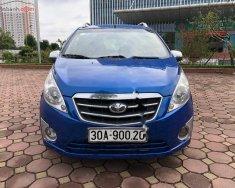 Bán Daewoo Matiz Groove 1.0 AT 2010, màu xanh lam, nhập khẩu giá 212 triệu tại Hà Nội