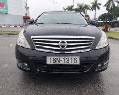 Cần bán gấp Nissan Teana đời 2009, màu đen, xe nhập giá 438 triệu tại Hải Dương