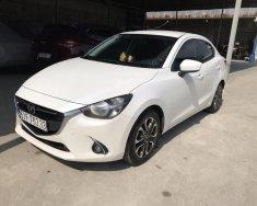 Bán Mazda 2 sedan màu trắng, số tự động, sản xuất 2016, biển Sài Gòn, đi 59000km giá 496 triệu tại Tp.HCM
