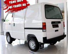 Bán Suzuki Blind Van đời 2018: Xe chạy giờ cấm, màu trắng, giá tốt, giao xe ngay giá 293 triệu tại Tp.HCM