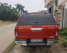 Bán xe Toyota Hilux 3.0 4x4 AT năm 2016, màu đỏ chính chủ giá 755 triệu tại Hà Nội
