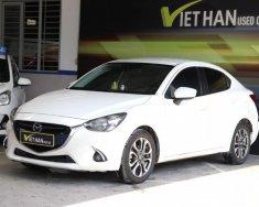 Bán Mazda 2 1.5AT đời 2016, màu trắng giá cạnh tranh giá 496 triệu tại Tp.HCM