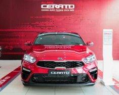 Kia Gò Vấp bán Kia Cerato 1.6 MT năm sản xuất 2018, màu đỏ giá 559 triệu tại Tp.HCM