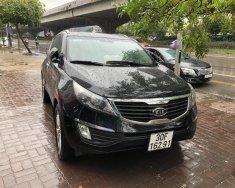 Bán ô tô Kia Sportage sản xuất năm 2011, màu đen, xe nhập giá 550 triệu tại Hà Nội