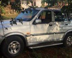 Bán xe Ssangyong Musso sản xuất 2002, màu trắng, xe nhập giá 175 triệu tại Đắk Lắk