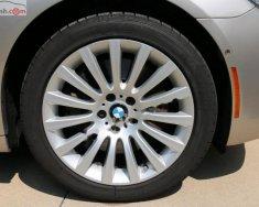 Cần bán lại xe BMW 750Li 2011, màu vàng, nhập khẩu giá 1 tỷ 148 tr tại Tp.HCM