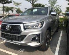 Bán Toyota Hilux sản xuất năm 2018, màu bạc, xe nhập giá 878 triệu tại Hà Nội
