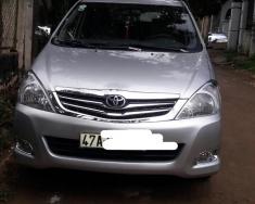 Bán Toyota Innova sản xuất 2011 màu bạc, giá 440 triệu giá 440 triệu tại Đắk Lắk
