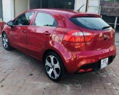Bán ô tô Kia Rio AT 2012, màu đỏ, nhập khẩu Hàn Quốc giá 370 triệu tại BR-Vũng Tàu