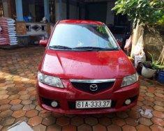 Bán ô tô Mazda Premacy 1.8AT đời 2003, màu đỏ, nhập khẩu, chạy được 80000 km giá 205 triệu tại Bình Dương