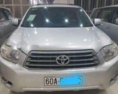 Cần bán xe Toyota Highlander AT đời 2007, màu bạc, nhập khẩu còn mới giá 715 triệu tại Tp.HCM