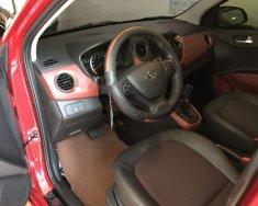 Cần bán xe Hyundai Grand i10 đời 2016, màu đỏ giá 390 triệu tại Bình Dương