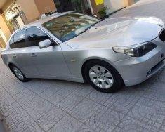 Chính chủ bán BMW 5 Series 525i năm sản xuất 2005, màu bạc giá 355 triệu tại Tp.HCM