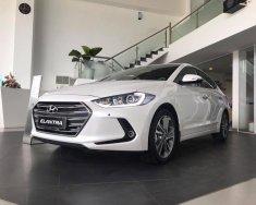 Bán Elantra 2.0AT màu trắng, xe giao ngay giá cực tốt giá 669 triệu tại Tp.HCM